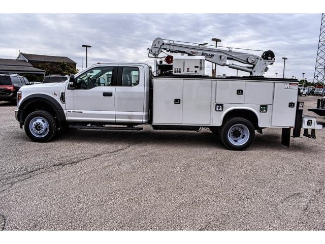2018 F-550 Super Cab DRW 4x4, Knapheide Mechanics Body #854289 - photo 5