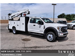 2018 F-550 Super Cab DRW 4x4, Knapheide Mechanics Body #854292 - photo 1