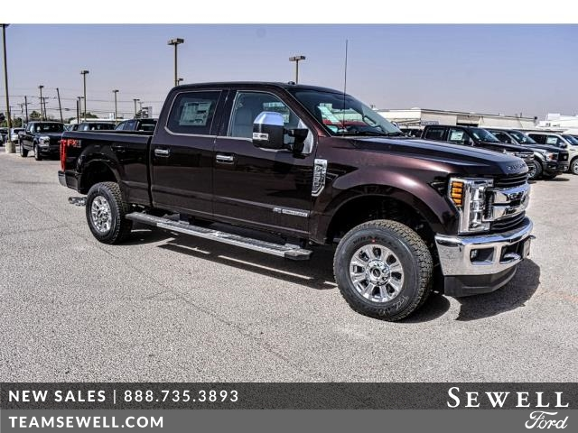 2018 F-250 Crew Cab 4x4, Pickup #940751A - photo 1