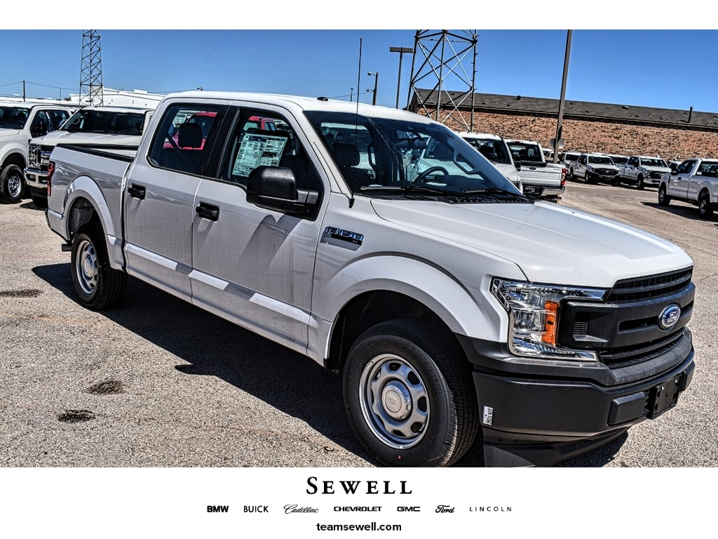 2019 Ford F-150 SuperCrew Cab 4x2, Pickup #901744 - photo 1