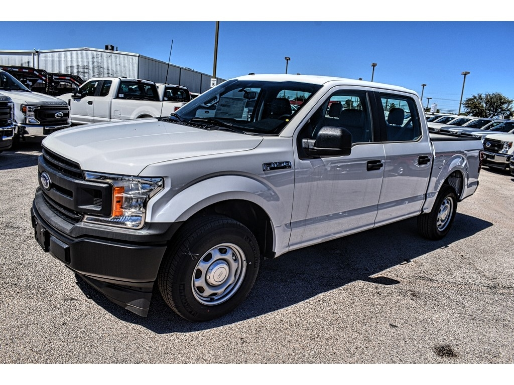 2019 Ford F-150 SuperCrew Cab 4x2, Pickup #901747 - photo 4