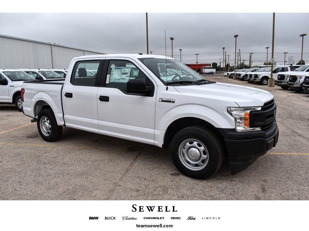 2019 Ford F-150 SuperCrew Cab 4x2, Pickup #901751 - photo 1
