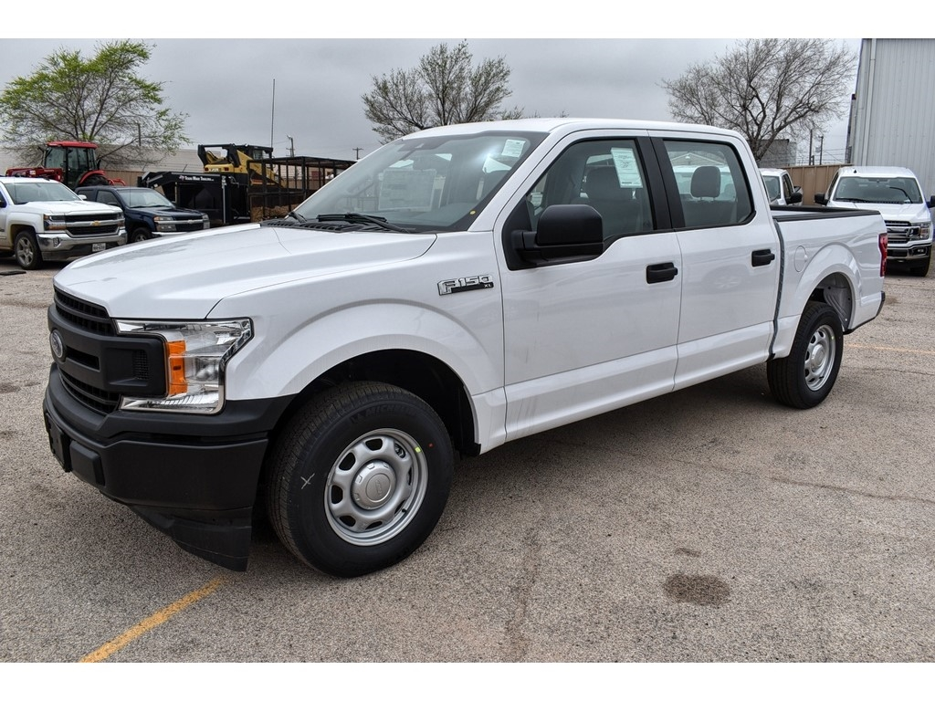 2019 Ford F-150 SuperCrew Cab 4x2, Pickup #901752 - photo 4