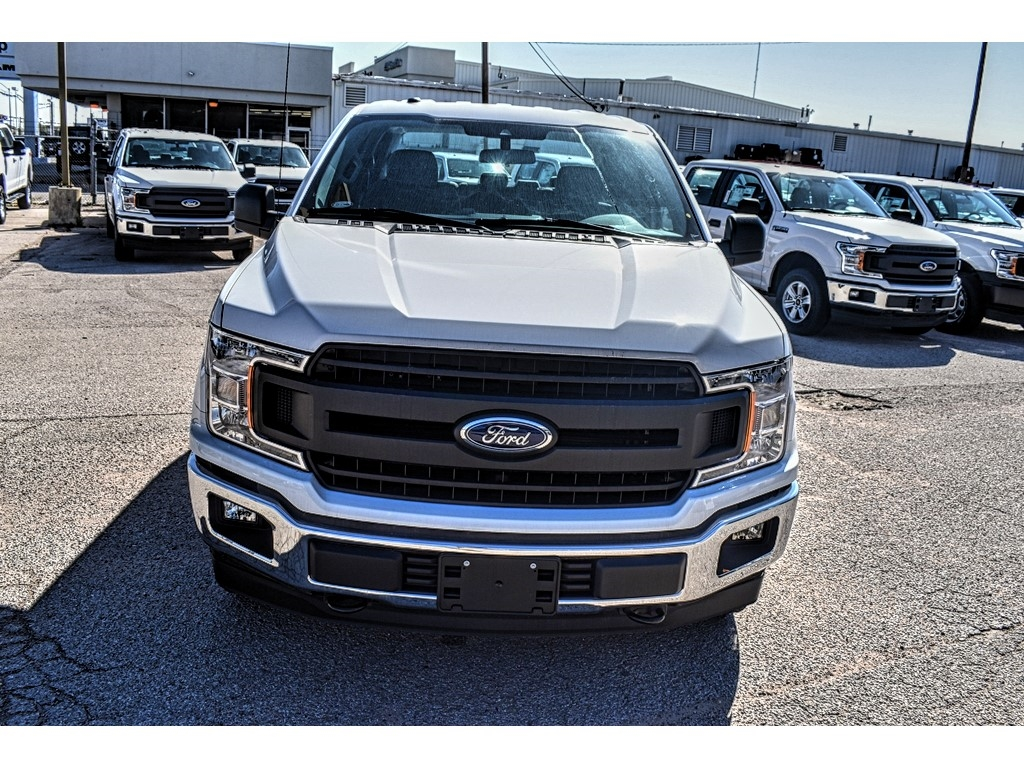 2019 Ford F-150 SuperCrew Cab 4x4, Pickup #901756 - photo 3