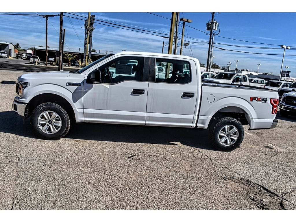 2019 Ford F-150 SuperCrew Cab 4x4, Pickup #901756 - photo 5