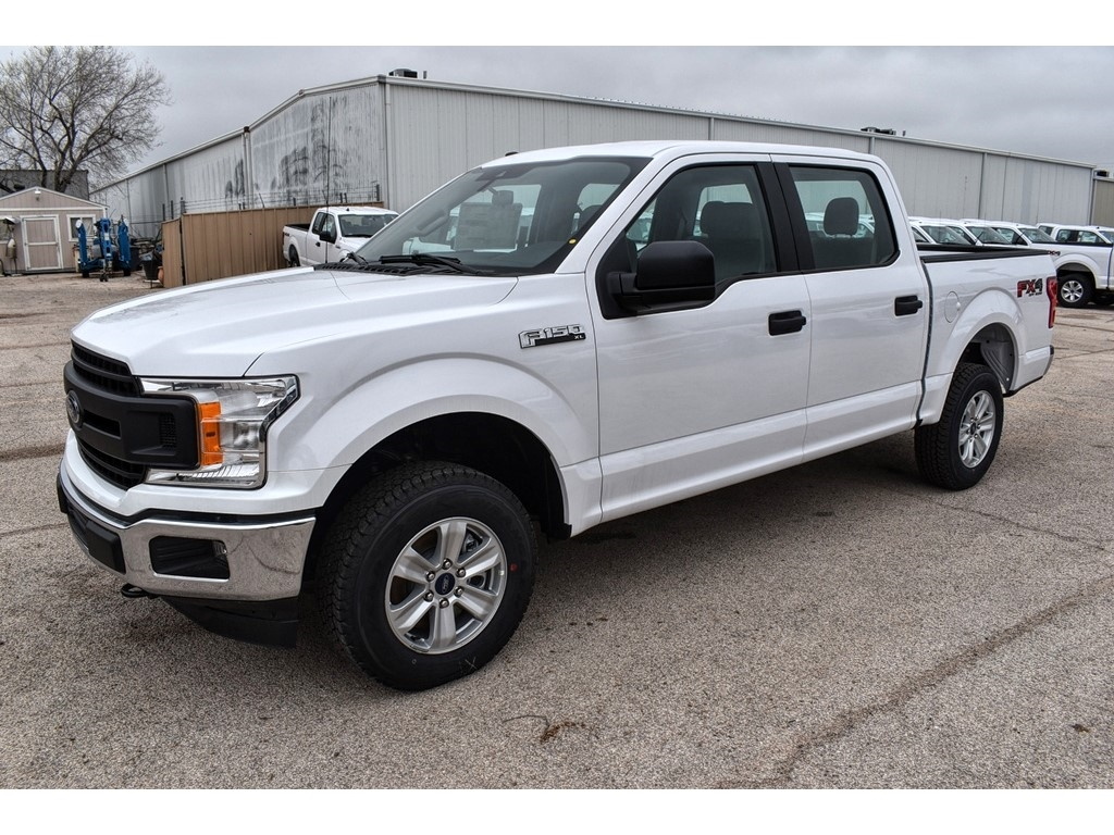 2019 F-150 SuperCrew Cab 4x4, Pickup #901757 - photo 4