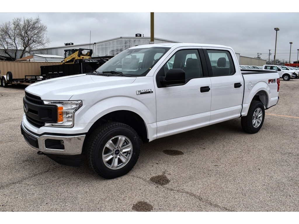 2019 F-150 SuperCrew Cab 4x4, Pickup #901759 - photo 4