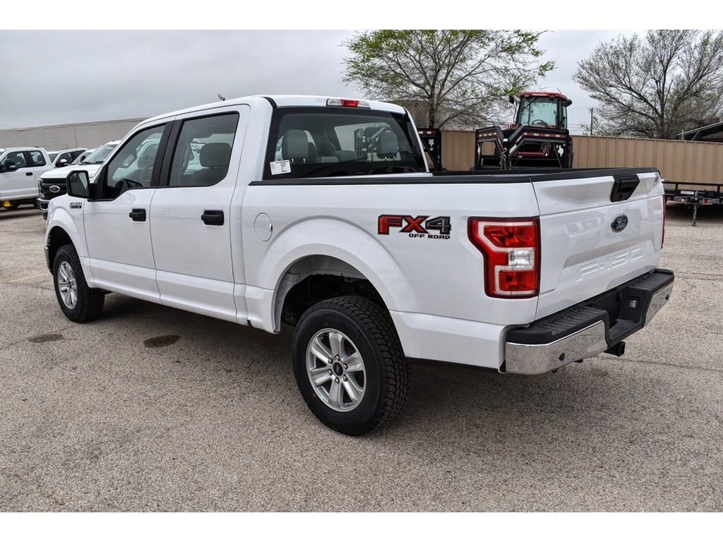 2019 F-150 SuperCrew Cab 4x4, Pickup #901759 - photo 7