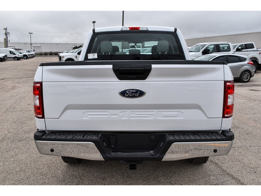 2019 F-150 SuperCrew Cab 4x4, Pickup #901759 - photo 8