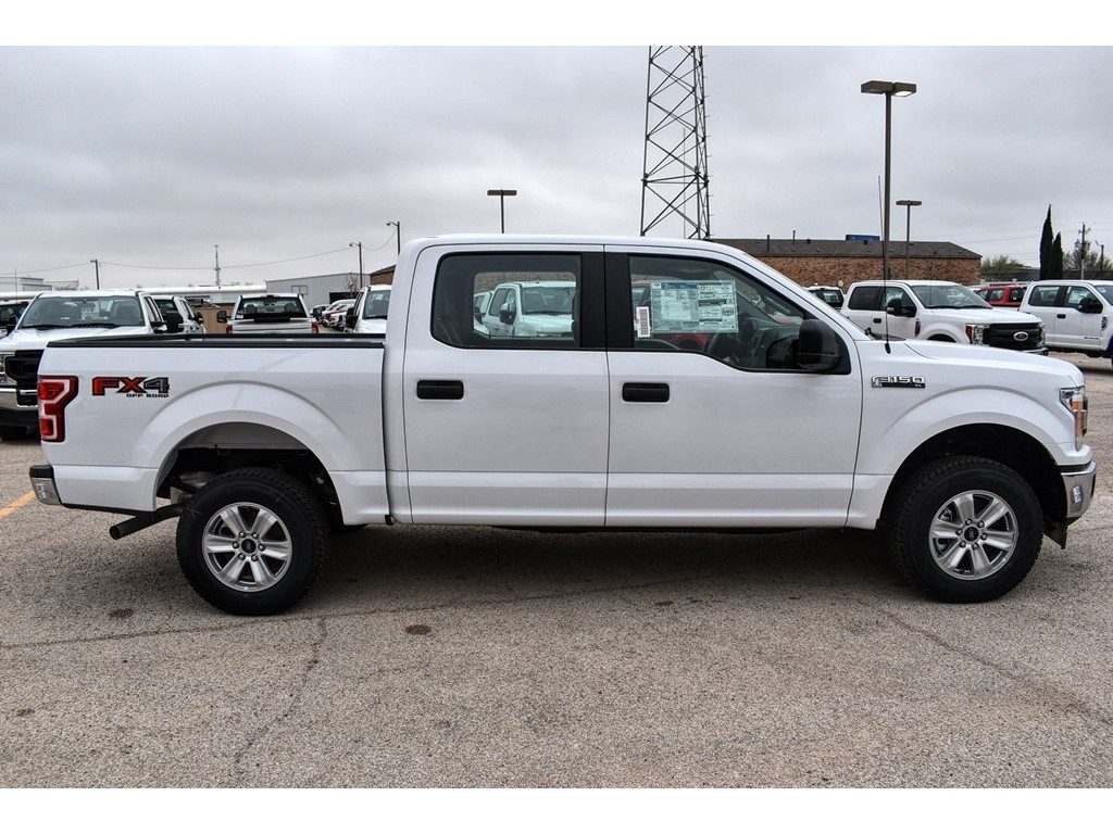 2019 F-150 SuperCrew Cab 4x4, Pickup #901759 - photo 10