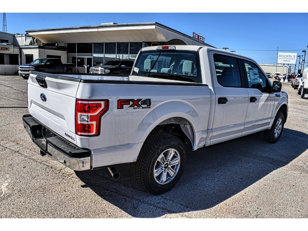 2019 Ford F-150 SuperCrew Cab 4x4, Pickup #901764 - photo 1