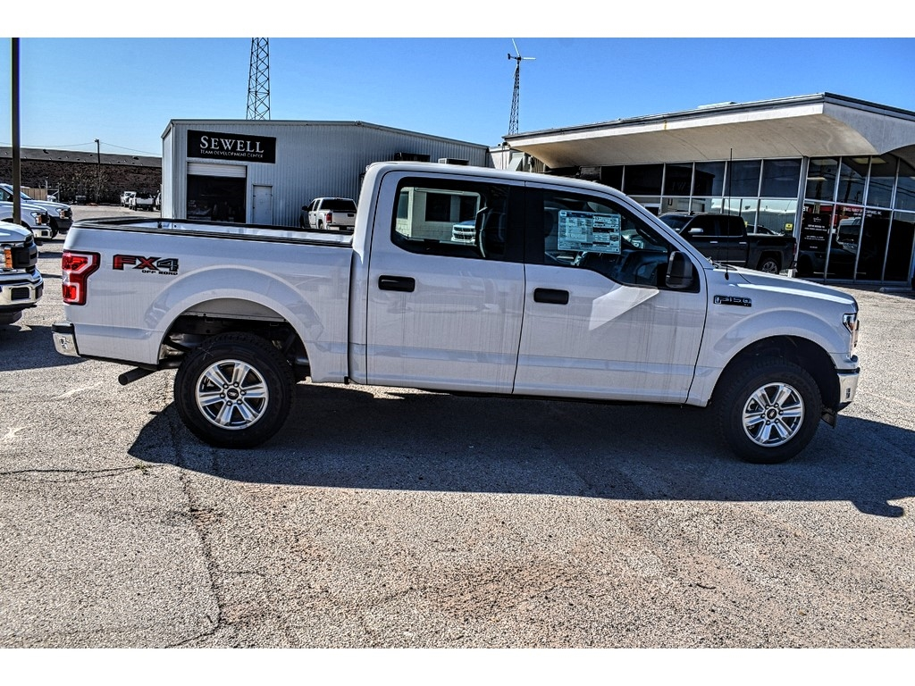 2019 F-150 SuperCrew Cab 4x4, Pickup #901764 - photo 10