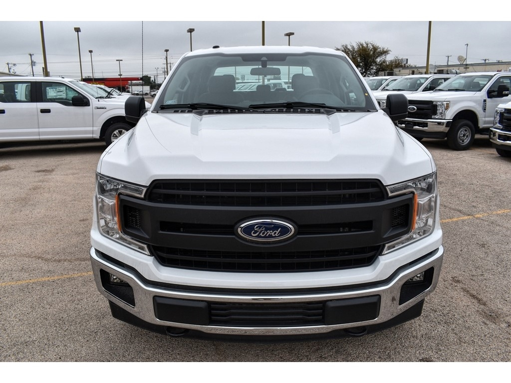2019 Ford F-150 SuperCrew Cab 4x4, Pickup #901765 - photo 3