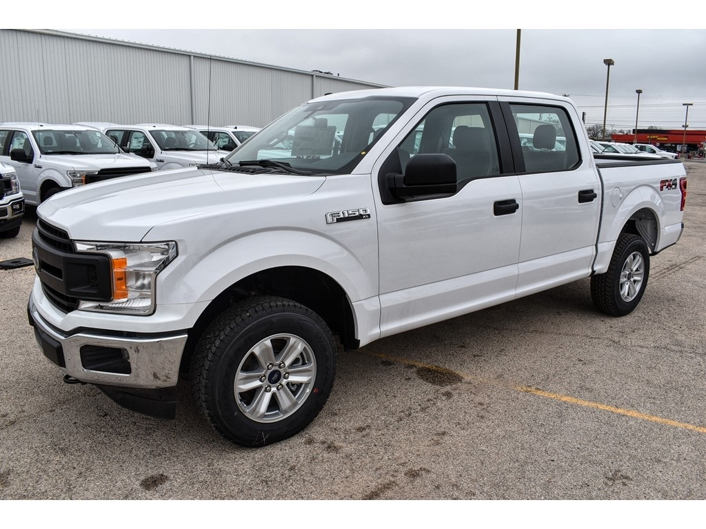2019 Ford F-150 SuperCrew Cab 4x4, Pickup #901765 - photo 4