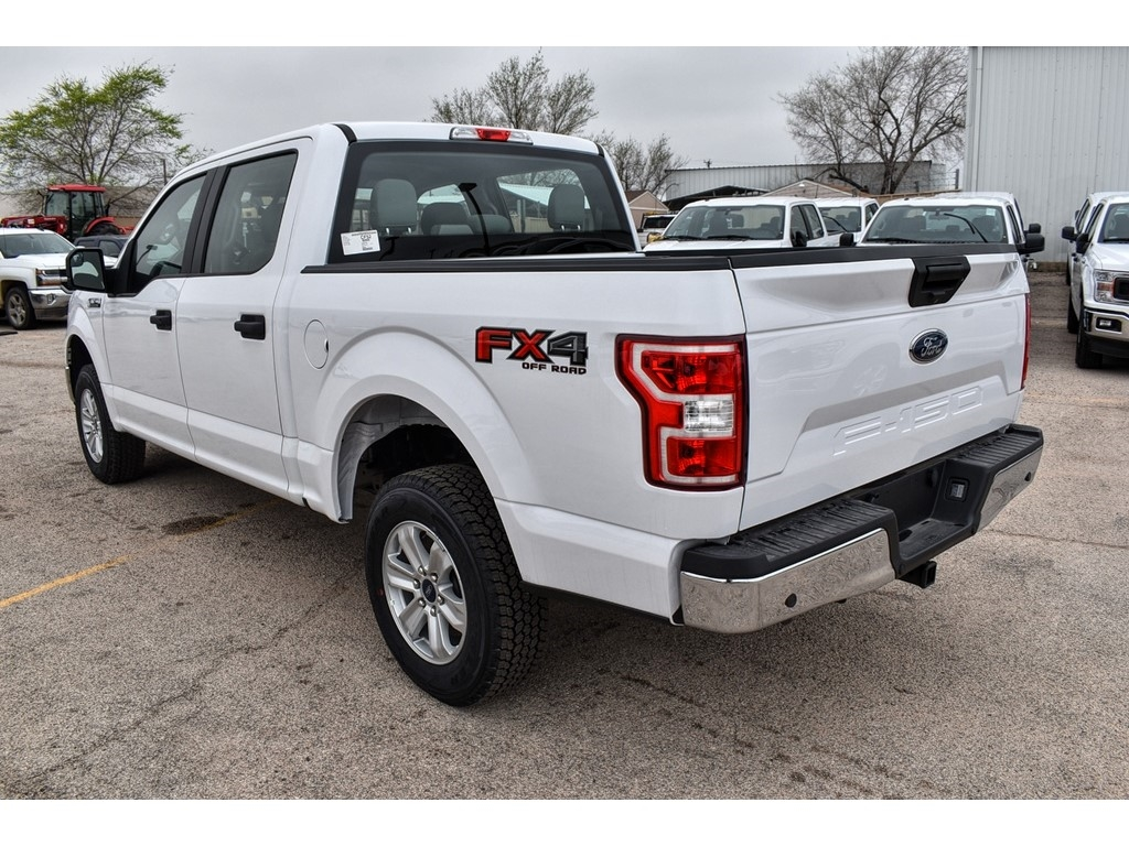 2019 Ford F-150 SuperCrew Cab 4x4, Pickup #901765 - photo 6