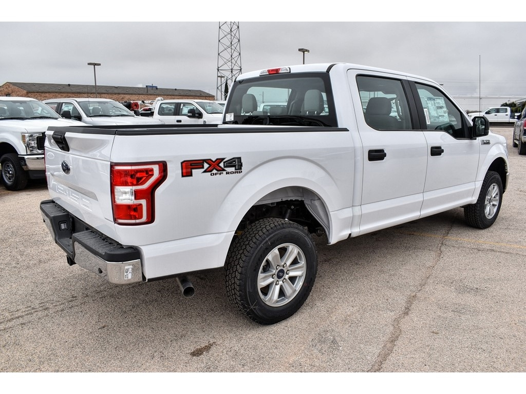2019 Ford F-150 SuperCrew Cab 4x4, Pickup #901765 - photo 2