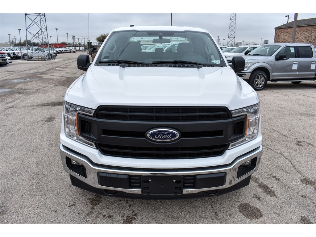 2019 F-150 SuperCrew Cab 4x4, Pickup #901769 - photo 3