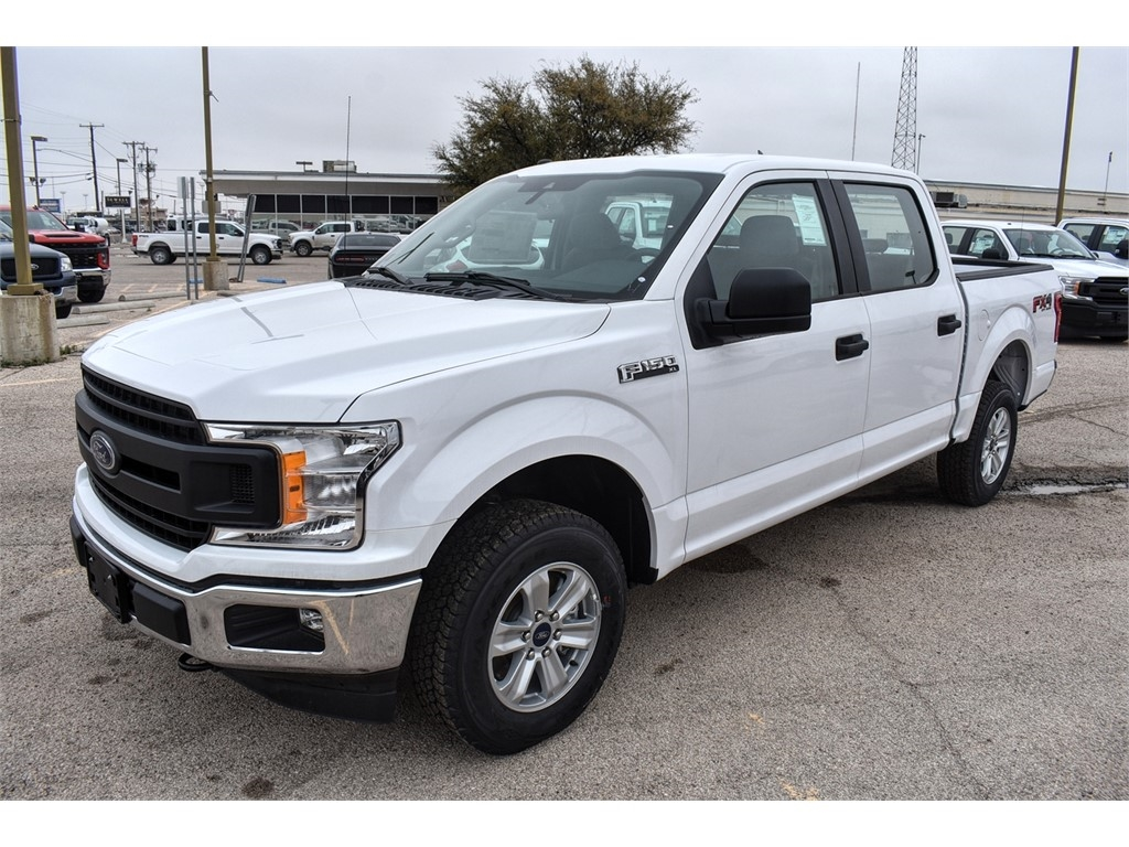 2019 F-150 SuperCrew Cab 4x4, Pickup #901773 - photo 4