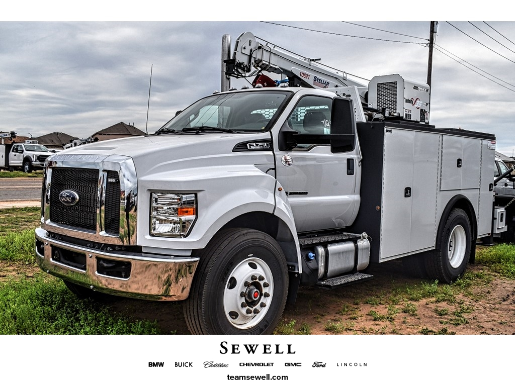 2019 Ford F-750 Regular Cab DRW 4x2, Knapheide KMT Mechanics Body #906637 - photo 1