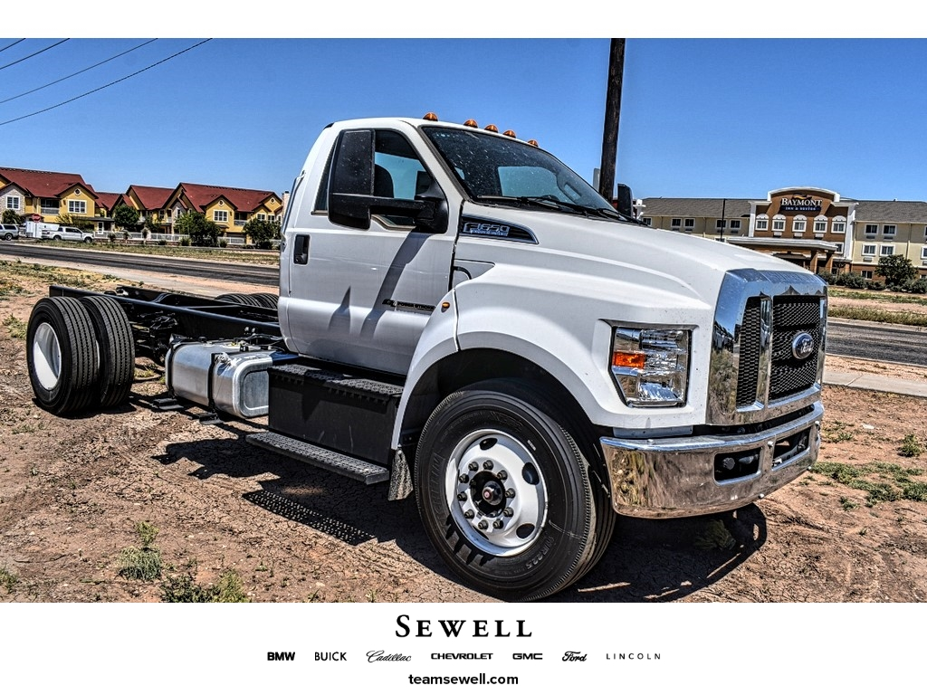2019 Ford F-650 Regular Cab DRW 4x2, Cab Chassis #912502 - photo 1