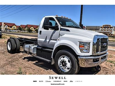 2019 Ford F-650 Regular Cab DRW 4x2, Cab Chassis #912503 - photo 1