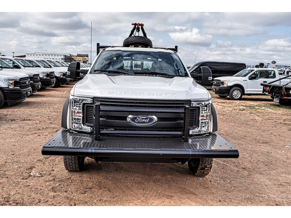 2019 F-550 Crew Cab DRW 4x4, Pick-Up Pals Other/Specialty #913097 - photo 3