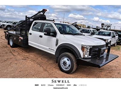 2019 F-550 Crew Cab DRW 4x4, Pick-Up Pals Other/Specialty #913097 - photo 1