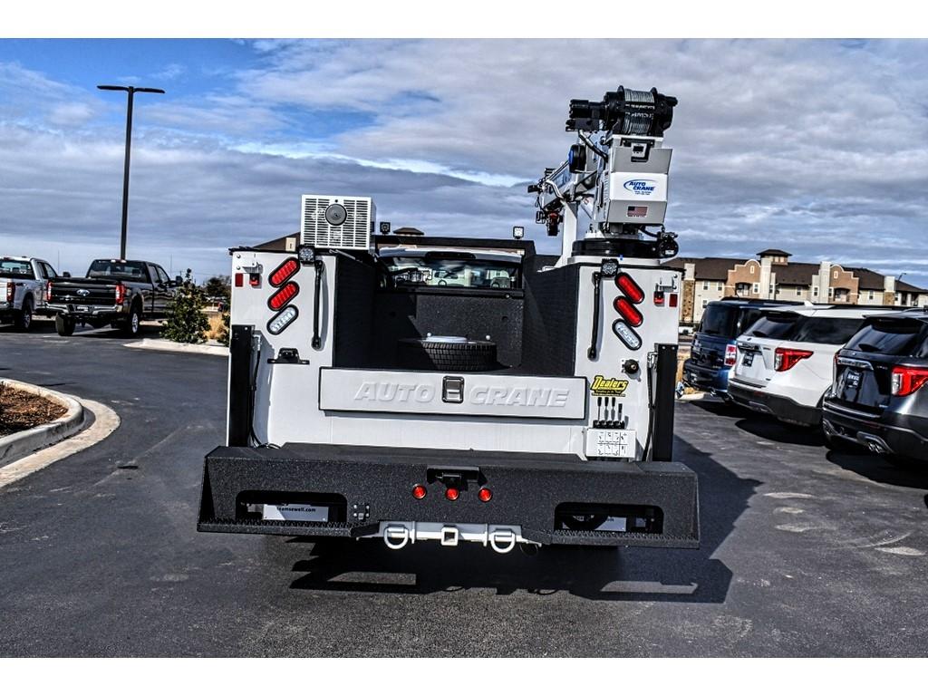 2019 Ford F-550 Super Cab DRW 4x4, Auto Crane Titan Mechanics Body #913099 - photo 7