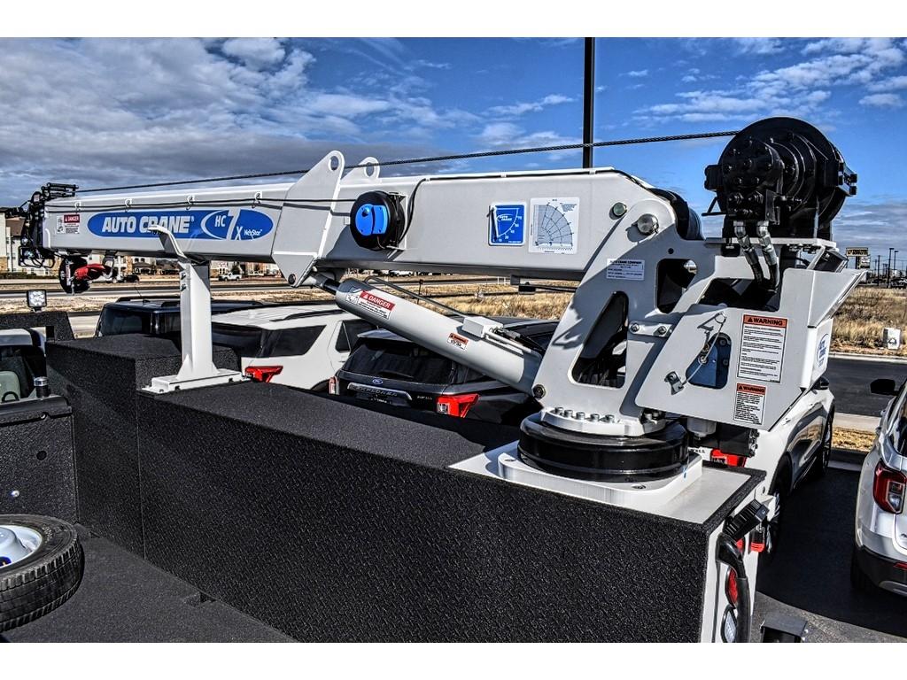 2019 Ford F-550 Super Cab DRW 4x4, Auto Crane Titan Mechanics Body #913099 - photo 10
