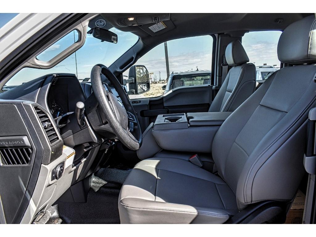 2019 Ford F-550 Super Cab DRW 4x4, Auto Crane Titan Mechanics Body #913099 - photo 15