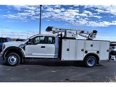 2019 Ford F-550 Super Cab DRW 4x4, Auto Crane Titan Mechanics Body #913099 - photo 5