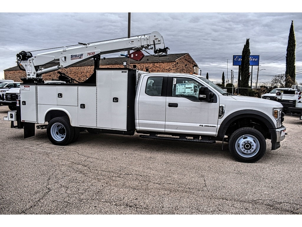 2019 Ford F-550 Super Cab DRW 4x4, Knapheide KMT Mechanics Body #913300 - photo 8