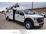 2019 Ford F-550 Super Cab DRW 4x4, Knapheide KMT Mechanics Body #913300 - photo 1