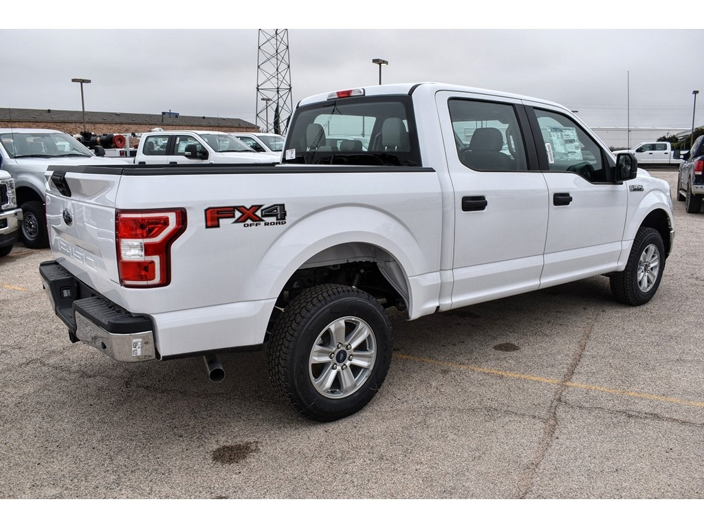 2019 Ford F-150 SuperCrew Cab 4x4, Pickup #916210 - photo 2