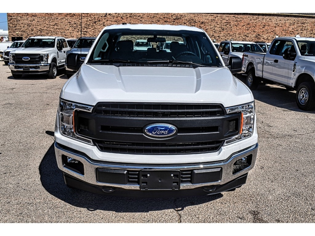 2019 Ford F-150 SuperCrew Cab 4x4, Pickup #916214 - photo 3