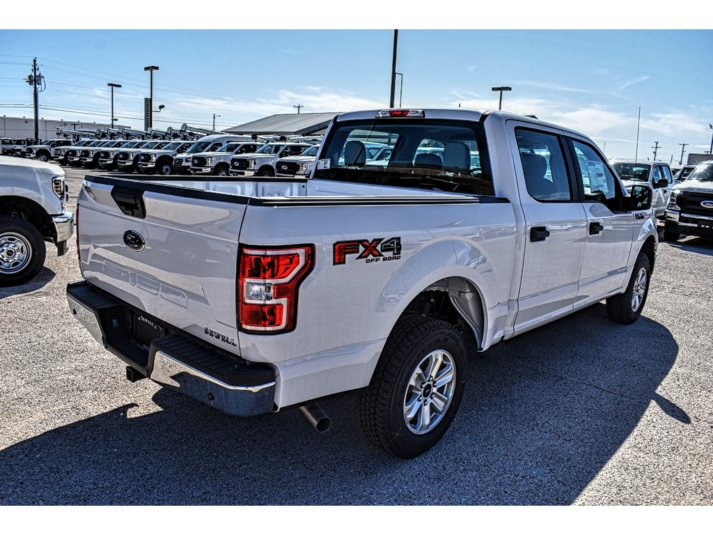 2019 Ford F-150 SuperCrew Cab 4x4, Pickup #916214 - photo 2