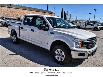 2019 Ford F-150 SuperCrew Cab 4x4, Pickup #916214 - photo 1