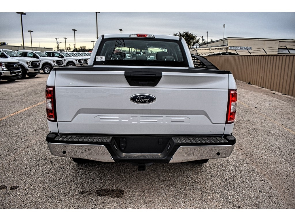 2019 F-150 SuperCrew Cab 4x4, Pickup #916216 - photo 8
