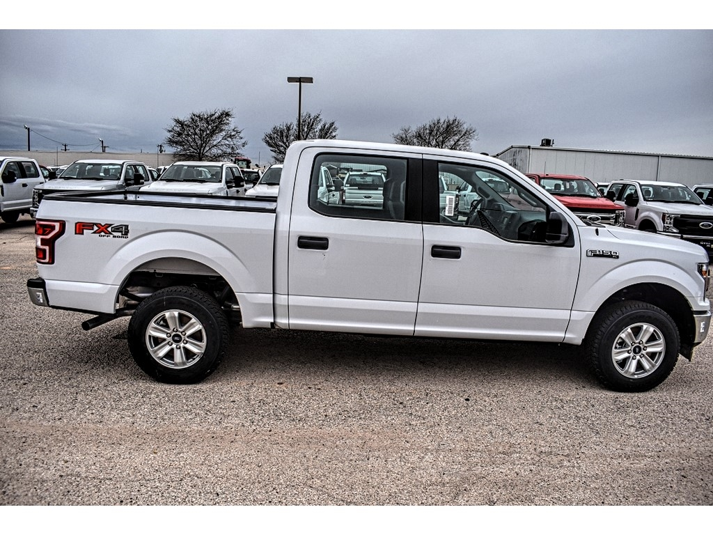 2019 F-150 SuperCrew Cab 4x4, Pickup #916216 - photo 10