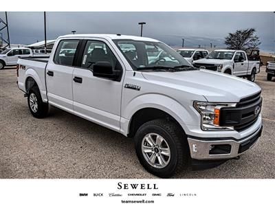 2019 F-150 SuperCrew Cab 4x4, Pickup #916216 - photo 1