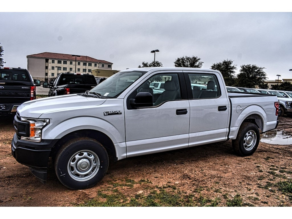 2019 F-150 SuperCrew Cab 4x2, Pickup #920098 - photo 5