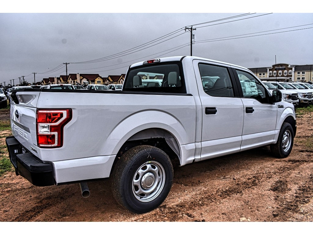 2019 F-150 SuperCrew Cab 4x2, Pickup #920100 - photo 1