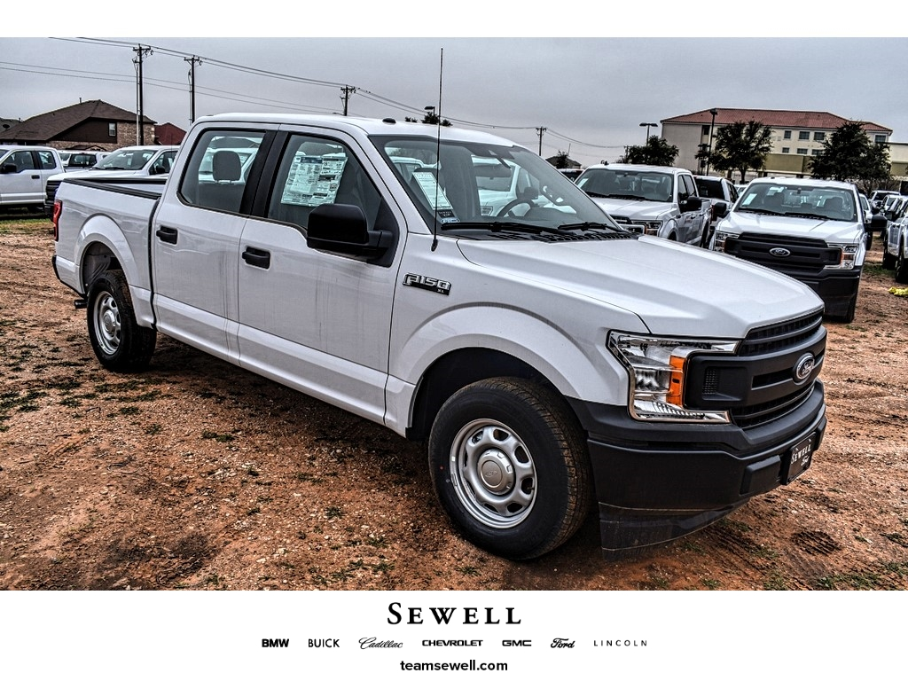 2019 F-150 SuperCrew Cab 4x2, Pickup #920106 - photo 1