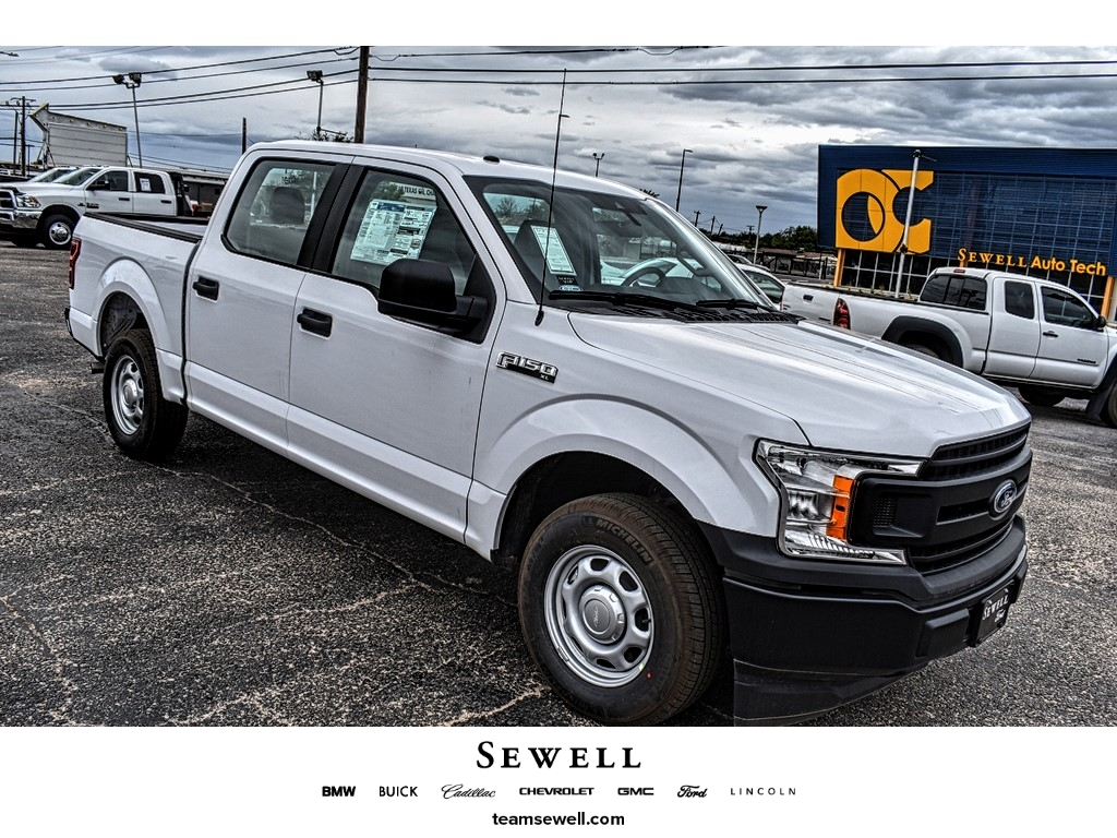 2019 Ford F-150 SuperCrew Cab 4x2, Pickup #920231 - photo 1