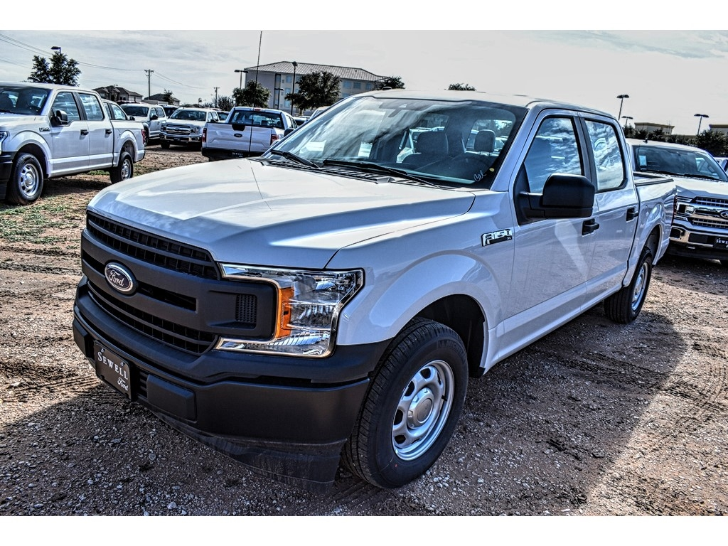 2019 Ford F-150 SuperCrew Cab 4x2, Pickup #920232 - photo 4