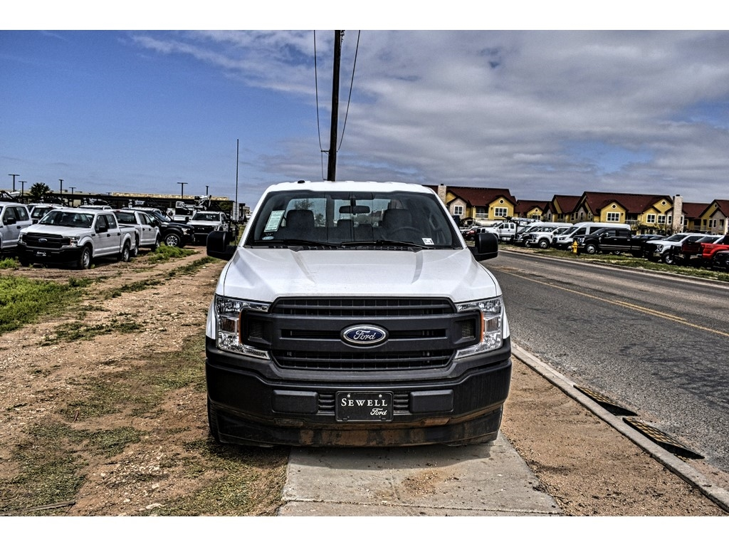 2019 F-150 SuperCrew Cab 4x2, Pickup #920233 - photo 3