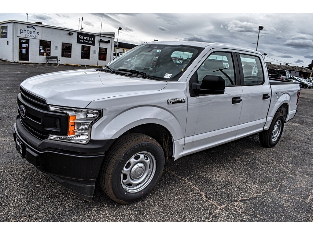 2019 Ford F-150 SuperCrew Cab 4x2, Pickup #920234 - photo 4