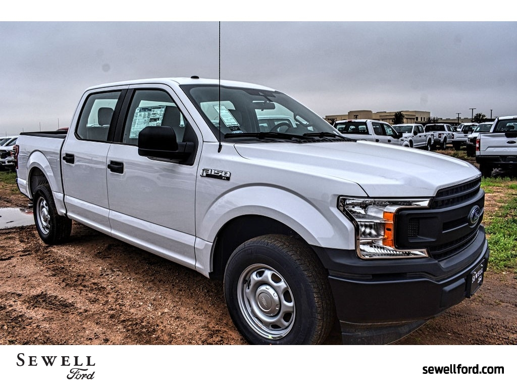 2019 F-150 SuperCrew Cab 4x2, Pickup #920238 - photo 1