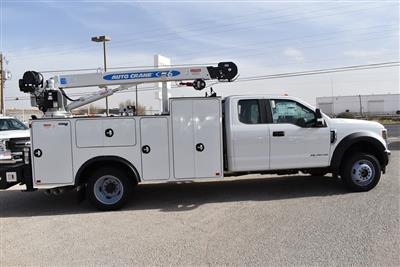 2019 F-550 Super Cab DRW 4x4, Auto Crane Titan Mechanics Body #925043 - photo 10