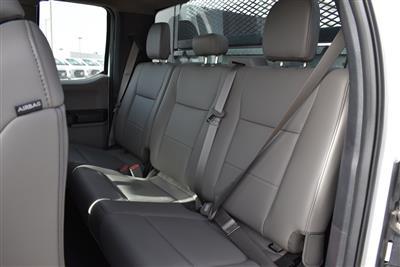 2019 F-550 Super Cab DRW 4x4, Auto Crane Titan Mechanics Body #925043 - photo 11